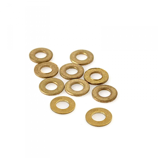 Washers Small - Brass #8