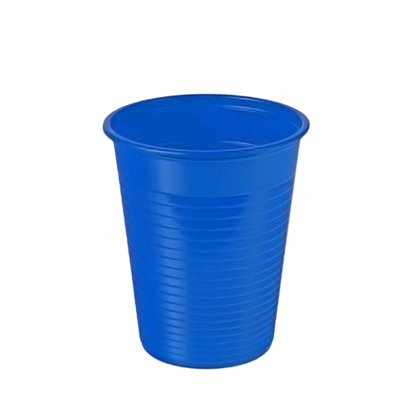 Becher Blau