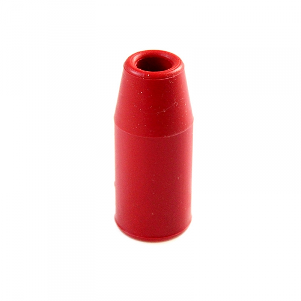 "Grip Cover Tapered - 5/8"" red"
