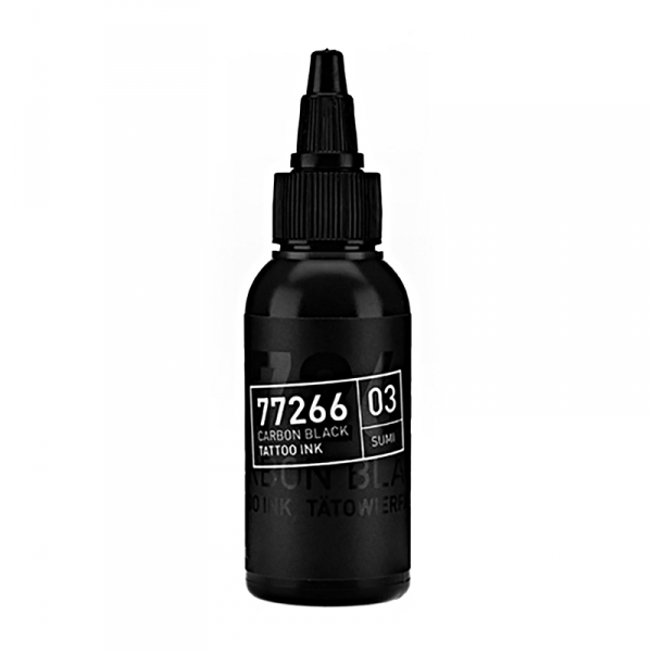 Carbon-Black 77266 - Sumi 03 - 50 ml