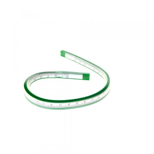 Rumold Kurvenlineal mit cm-Teilung 30 cm