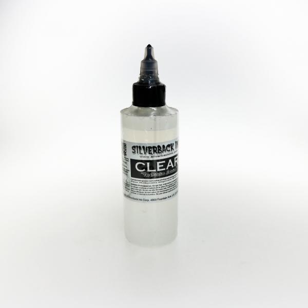 Silverback Ink® XXX 120ml Clear Solution