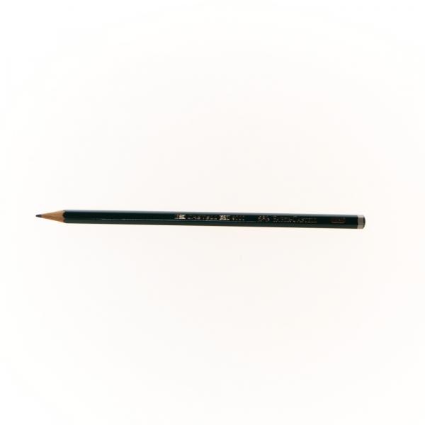 FABER-CASTELL Bleistift Grip 2B