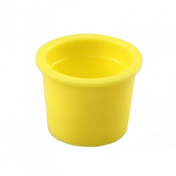 Farbkappen Gelb - 12,50 mm