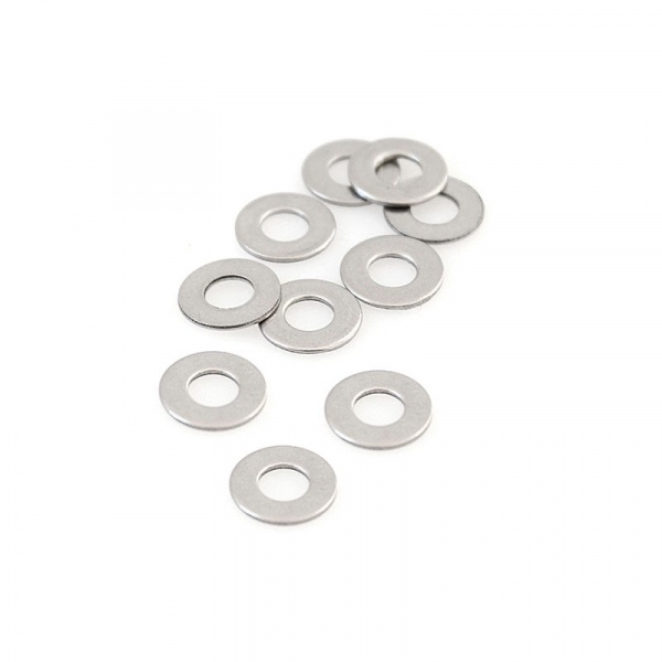 Washers Small - Stainless #8