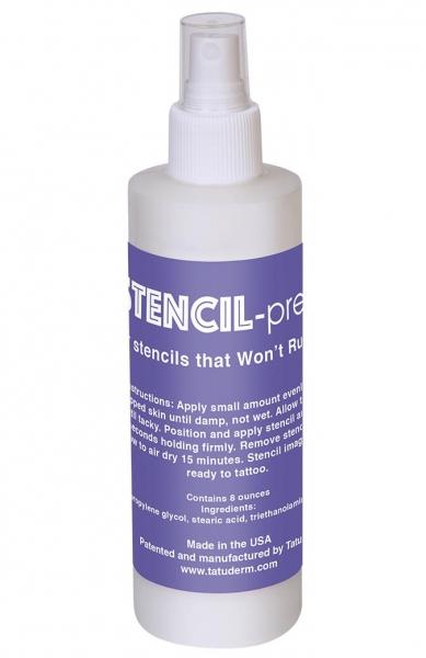 InkJet Stencils Prep Spray 236 ml