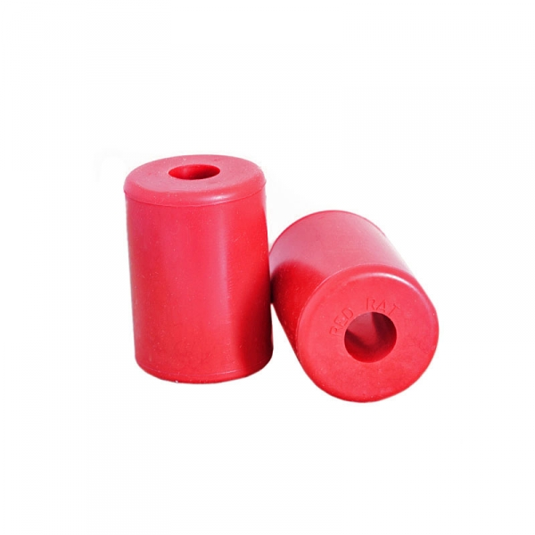 "FAT RAT- Grip Cover- 3/4"" red"