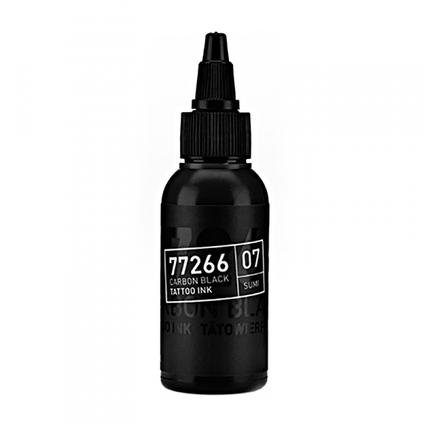 Carbon-Black 77266 - Sumi 07 - 50 ml