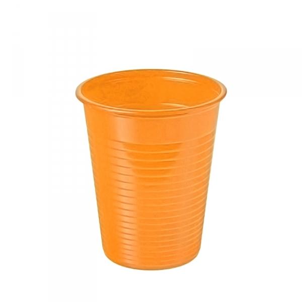 Becher Orange