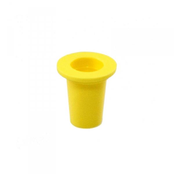 Farbkappen Gelb - 6,15 mm