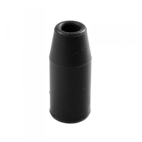 "Grip Cover Tapered - 5/8"" black"