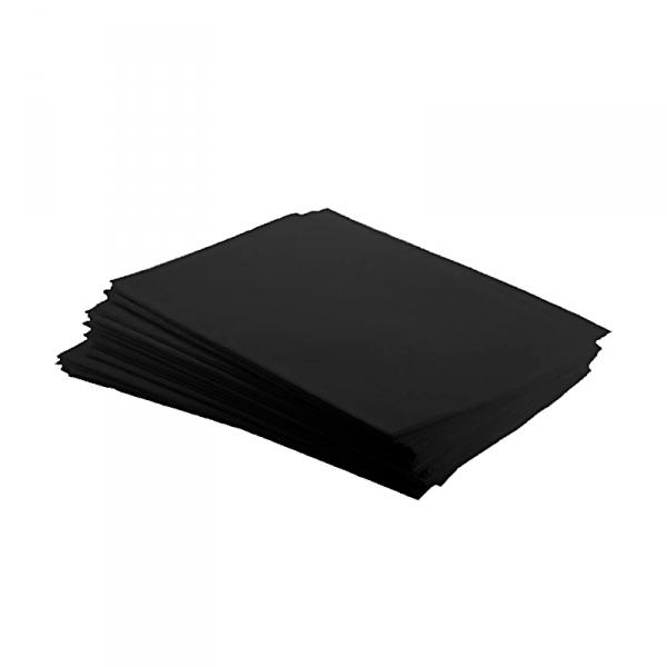 Hygieneunterlage - 500 Stück, schwarz, 33 x 45 cm