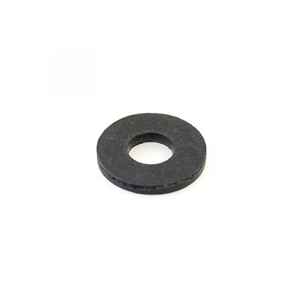 Thick Fiber Coil Washer Black
