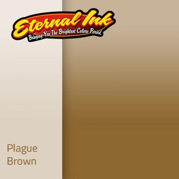 Zombie Color Plaque Brown 30 ml