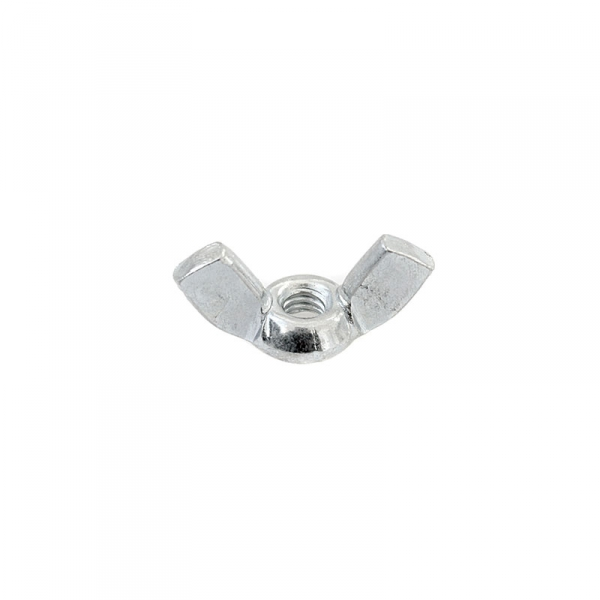 """Zinc Plated Wing Nut 8/32"""""""