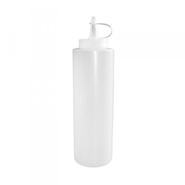 Quetschflasche mit Verschlusskappe - 350 ml