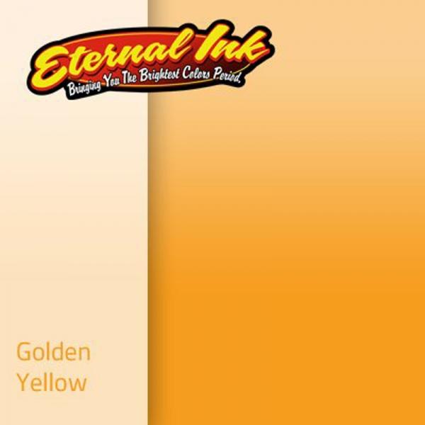 Eternal Ink Golden Yellow 30 ml