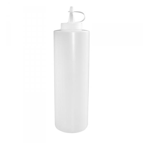Quetschflasche mit Verschlusskappe - 700 ml