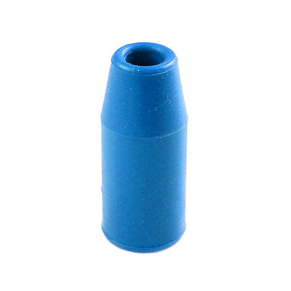 "Grip Cover Tapered - 5/8"" blue"