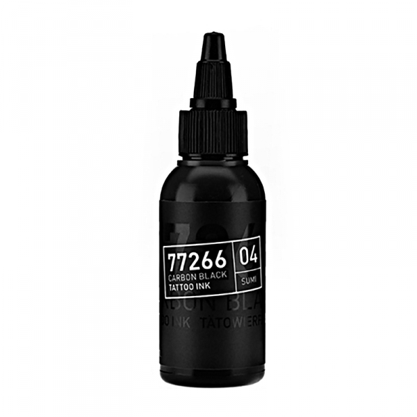 Carbon-Black 77266 - Sumi 04 - 50 ml