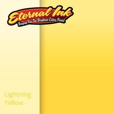 Eternal Ink Lightning Yellow 60 ml