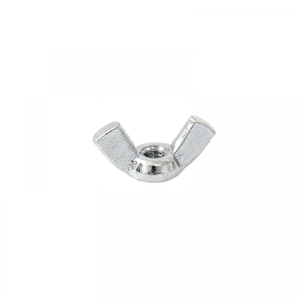 """Zinc Plated Wing Nut 6/32"""""""