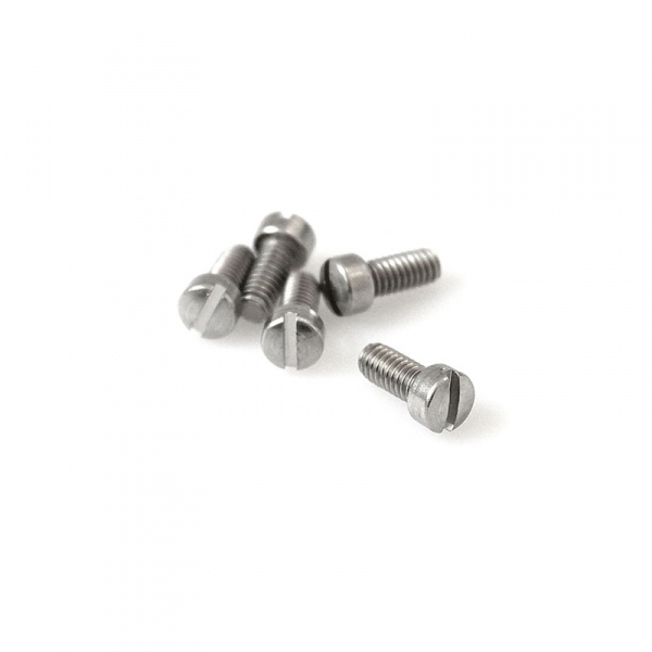 "Stainless Fillister Head Screws - 8/32"" x 3/8"""