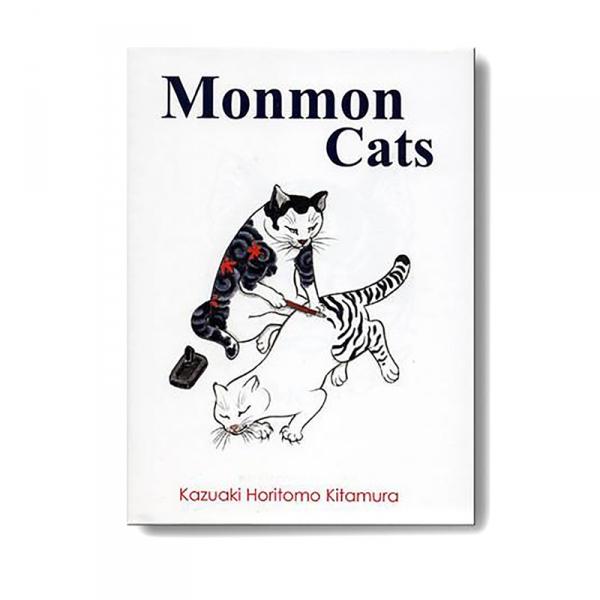 Monmon Cats by Kazuaki Horitomo Kitamura