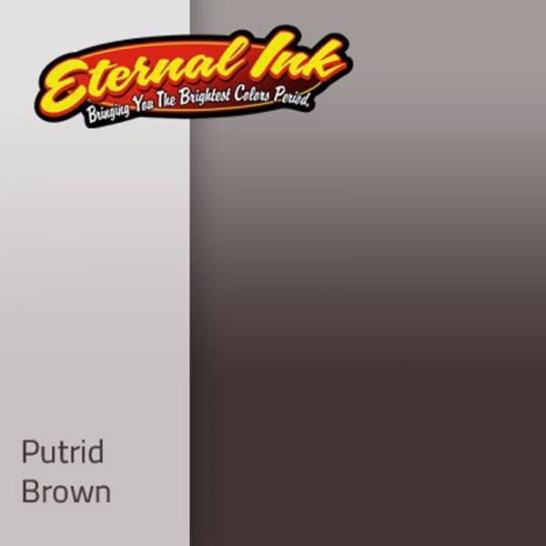 Zombie Color Putrid Brown 30 ml
