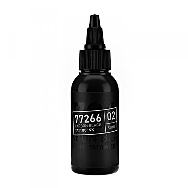 Carbon-Black 77266 - Sumi 02 - 50 ml