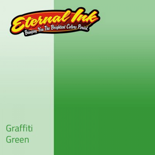 Eternal Ink Graffiti Green 30 ml