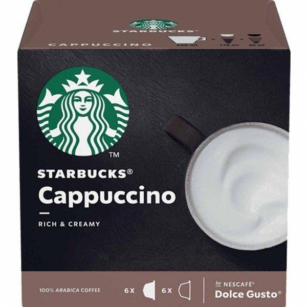 Starbucks NDG Cappuccino 120g