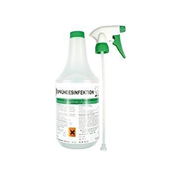 Unigloves Schnell- und Wischdesinf. Lemon Fresh 1 Liter ( Gebrauchsfertig )