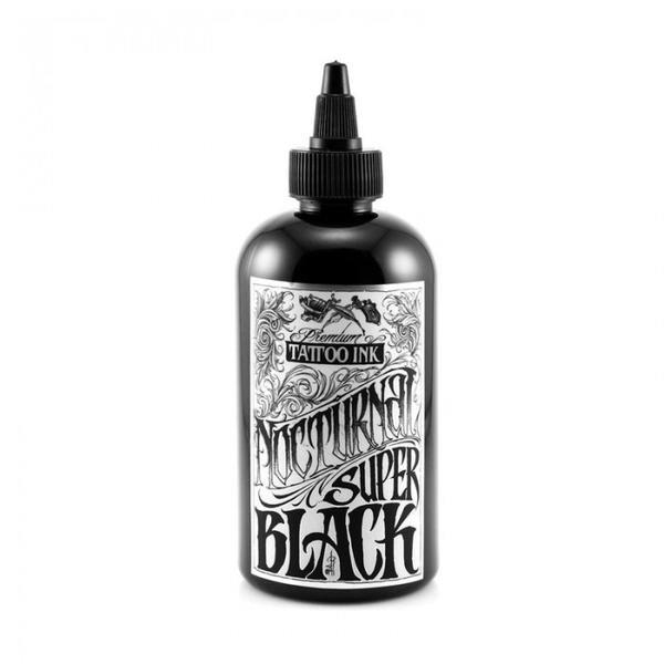 Nocturnal Ink - Super Black 30 ml