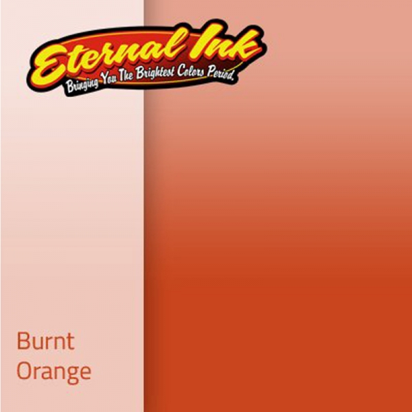 Muted Earth Burnt Orange 30 ml