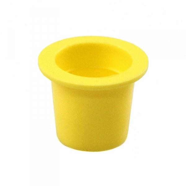 Farbkappen Gelb - 11,55 mm