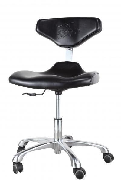 TATSoul Mako Lite Artist Chair - Schwarz