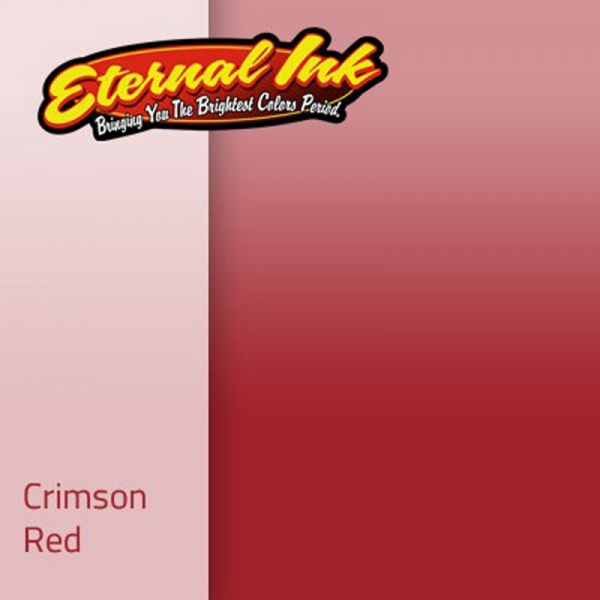 Eternal Ink Crimson Red 30 ml