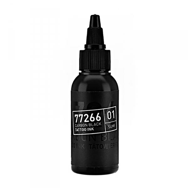 Carbon-Black 77266 - Sumi 01 - 50 ml