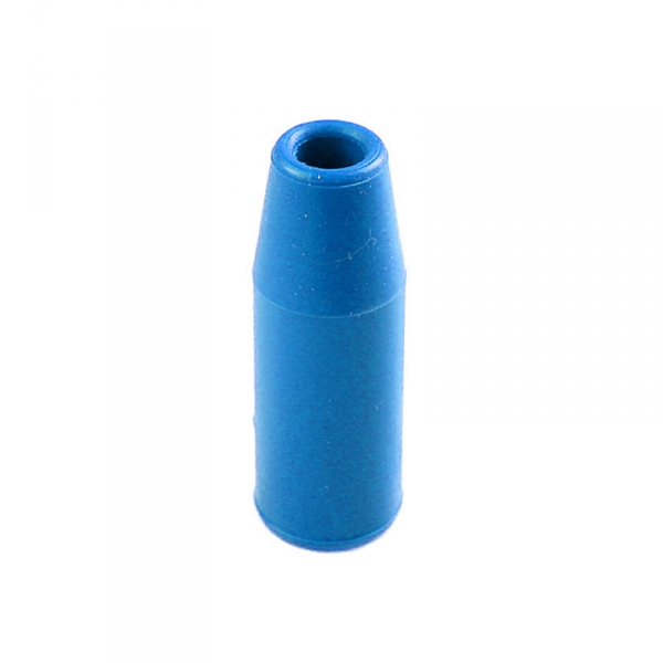 "Grip Cover Tapered - 1/2"" blue"