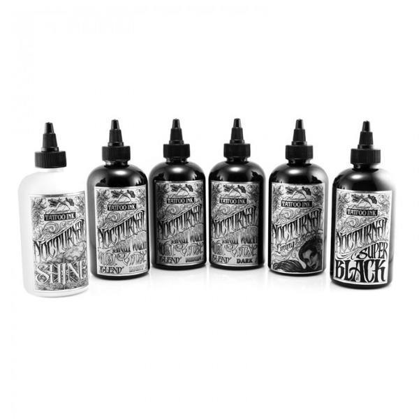 Nocturnal Ink - West Coast Blend Full Set 30 ml