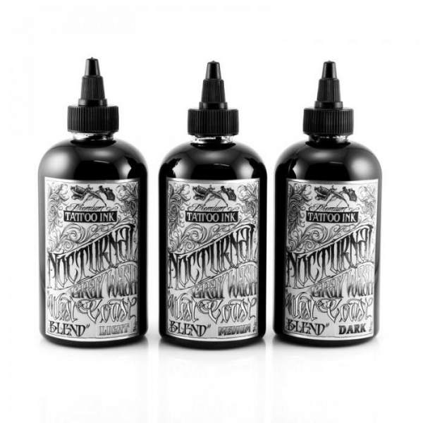 Nocturnal Ink - West Coast Blend 3er Set 30 ml