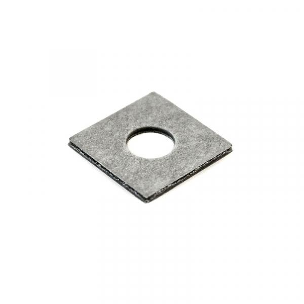 Square Fiber Coil Washer Gray