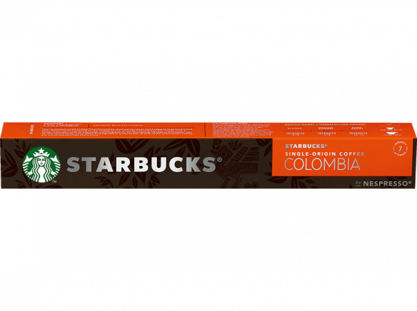 Starbucks NCC Colombia 57g