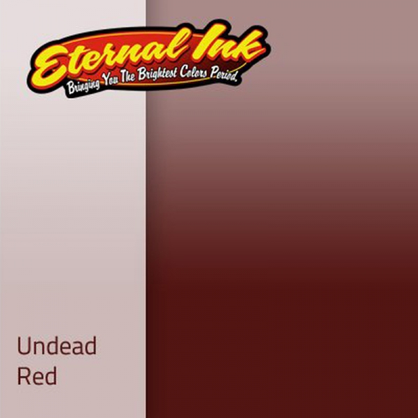 Zombie Color Undead Red 30 ml