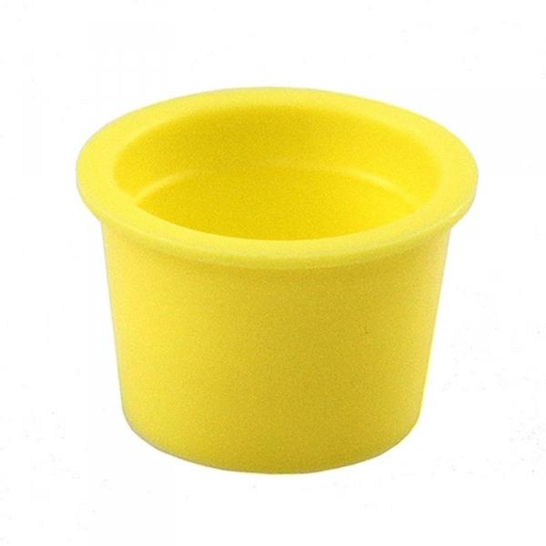 Farbkappen Gelb - 23,20 mm