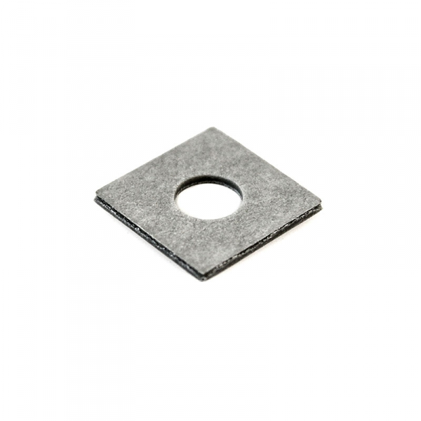 Square Fiber Coil Washer Gray