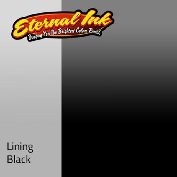 Eternal Ink Lining Black 120 ml