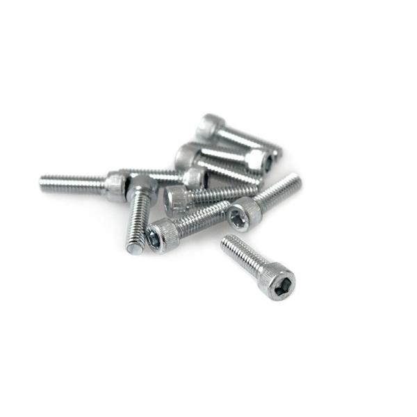 "Zinc Plated Socket Head Allen Screws - 8/32"" x 5/8"""